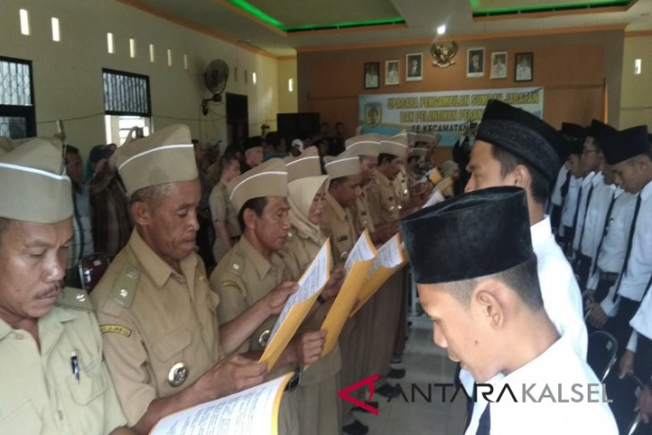 Pilkades HST diprediksi jadi rebutan, PNS dan warga luar desa boleh mendaftar