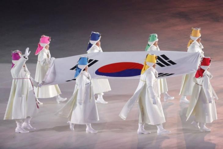 Valentine di Olimpiade, Pyeongchang jadi ajang kencan