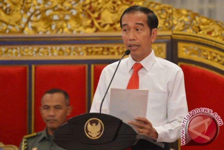 Presiden minta Kapolri dan Panglima TNI amankan situasi Ramadhan