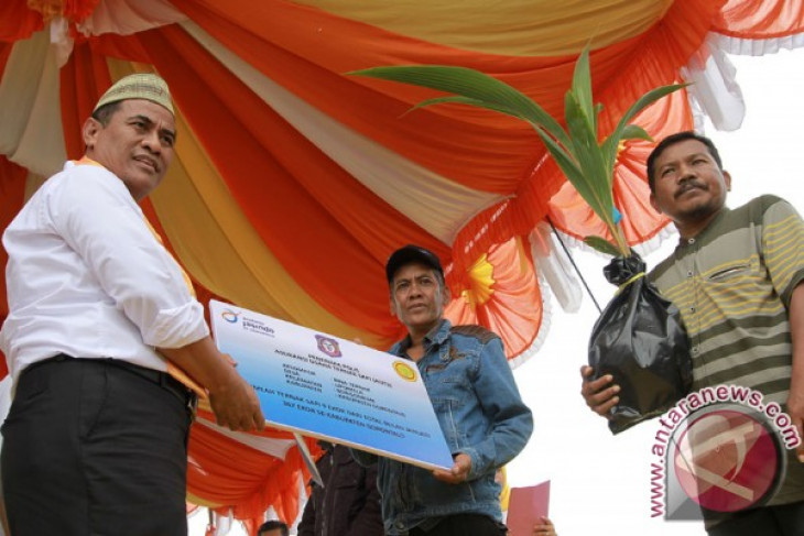 Mentan apresiasi Gorontalo kembalikan kejayaan kelapa