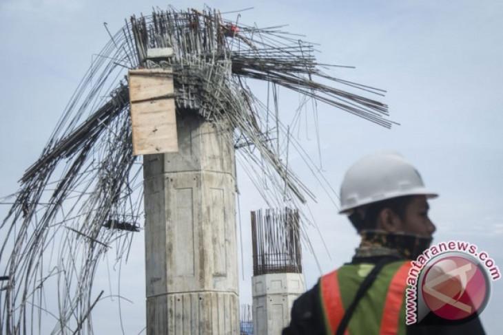 Polisi amankan pelaksana proyek Tol Becakayu
