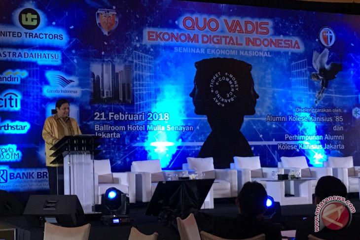 Kata menperin soal kesiapan Indonesia masuk era ekonomi digital