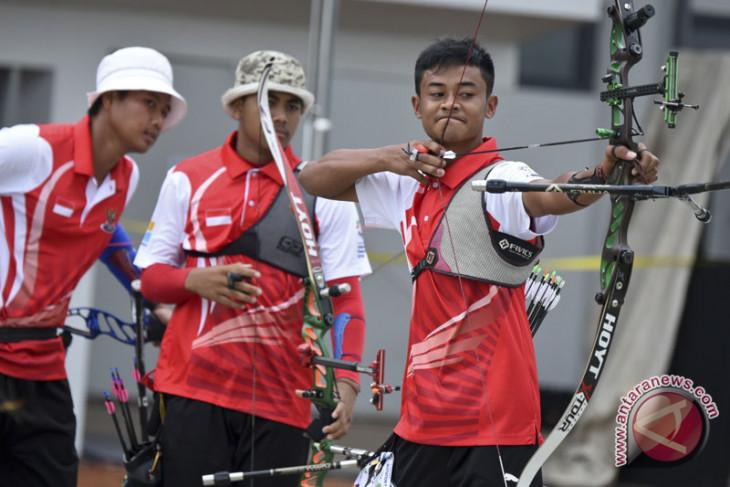 Final Recurve Tim Putra