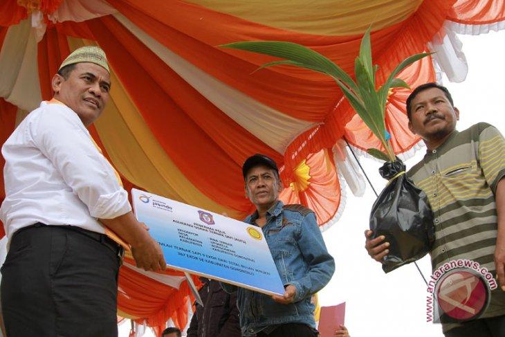 Bantuan Kementerian Pertanian