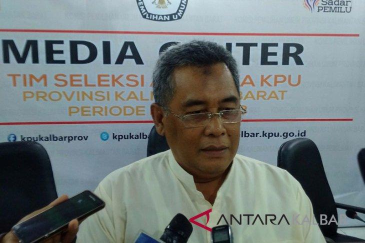 Baru 25 orang mendaftar ke Timsel KPU Provinsi Kalbar