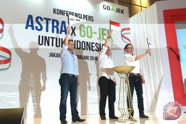 Astra invests US$150 million in Gojek