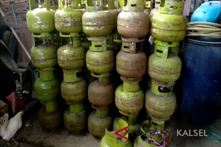 Warga Keluhkan Harga Gas Melon Melambung Tinggi