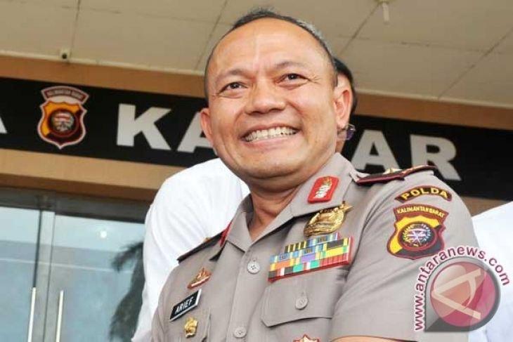 Polri bantah informasi terkait gambar meme yang sudutkan Komjen Arief