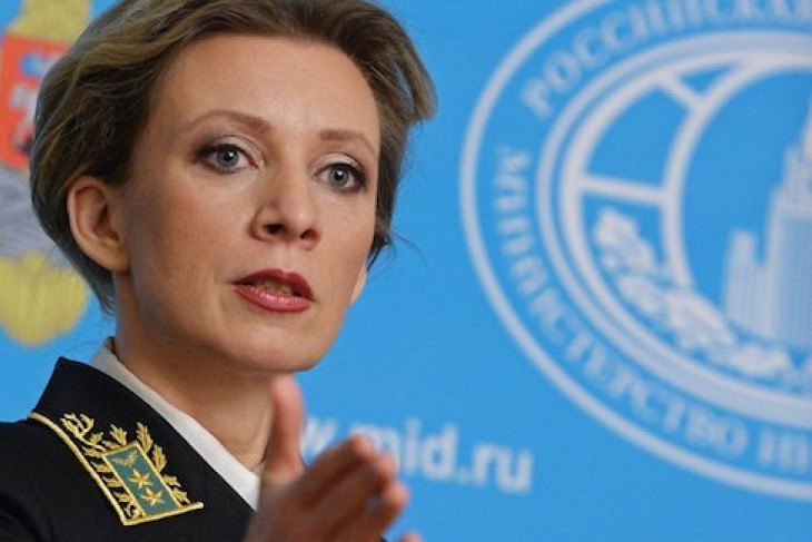 Russian Federation urges United States of America not to play with fire in Syria