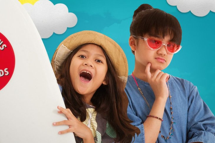 """Kulari Ke Pantai"", film anak baru dari Mira Lesmana - Riri Riza"