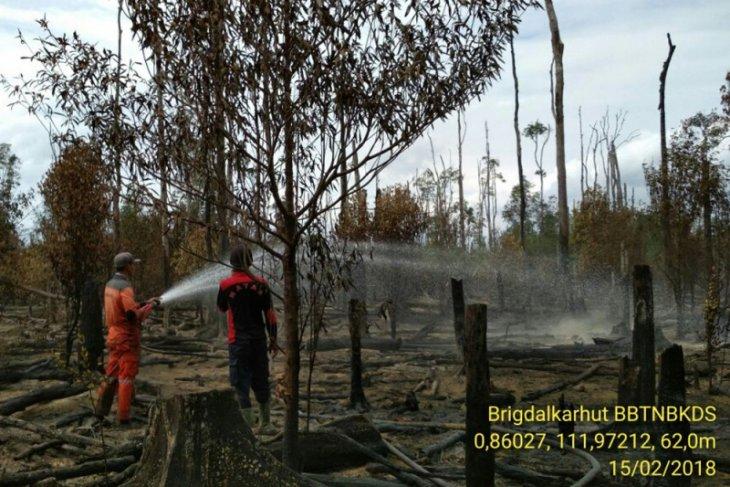 TNI sudah petakan rawan karhutla di Kapuas Hulu