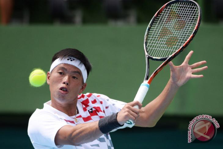 Indonesia bertahan di Grup II Piala Davis