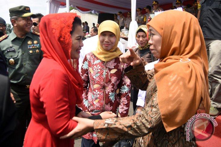 Ikrar Kampanye Damai Pilgub Jatim 2018