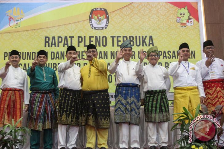 Bawaslu Riau selidiki cagub berpoligami