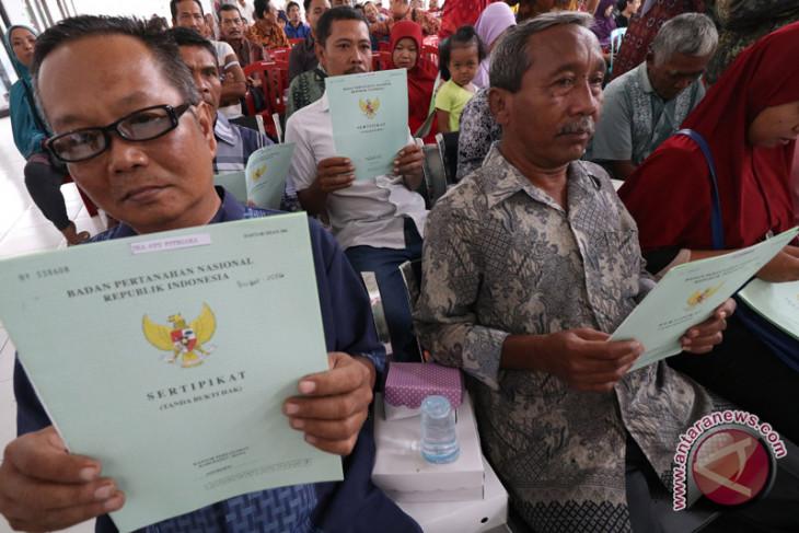 BPN: Biaya penerbitan sertifikat PTSL cuma Rp250.000