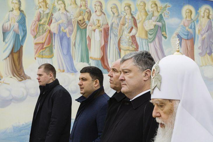 Pemimpin Ukraina berlakukan sanksi baru terhadap Rusia