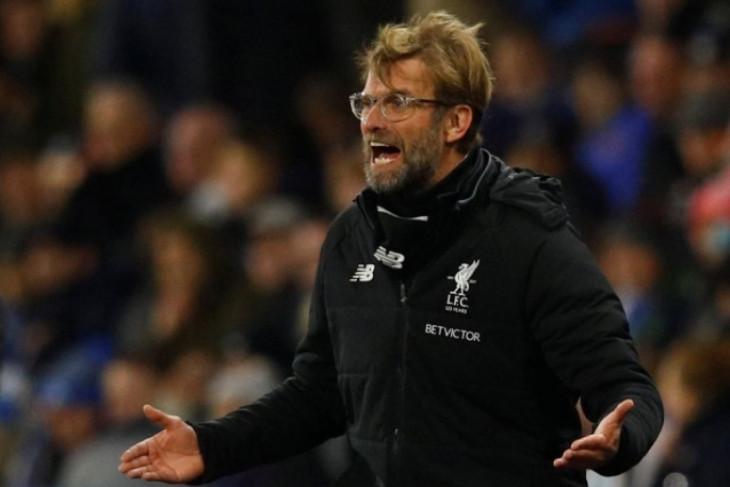 Klopp: Liverpool perlu lebih kejam untuk bersaing meraih gelar