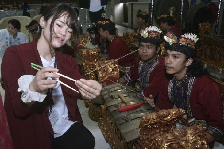 Kunjungan Mahasiswa Jepang di Bali