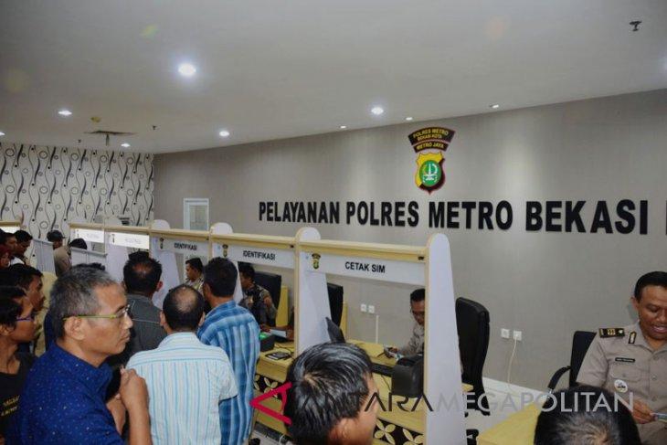 120 calon ASN BPKP tinjau MPP Bekasi