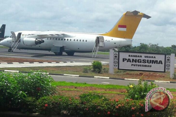 Pengamanan Bandara Putussibau diperketat jelang pilkada