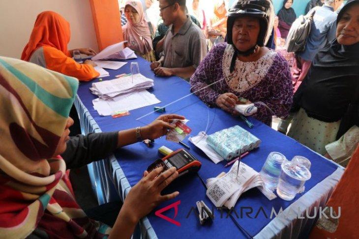 10.139 warga Ambon terima BPNT