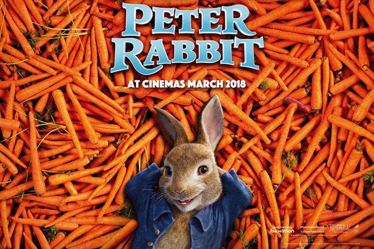 """Sony minta maaf soal adegan terkait alergi di """"Peter Rabbit"""""""