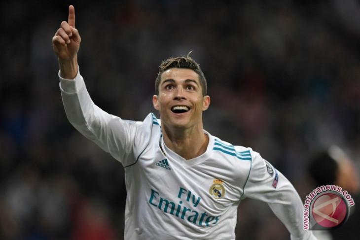 Ungkapan bahagia Ronaldo, bawa Madrid tundukkan PSG
