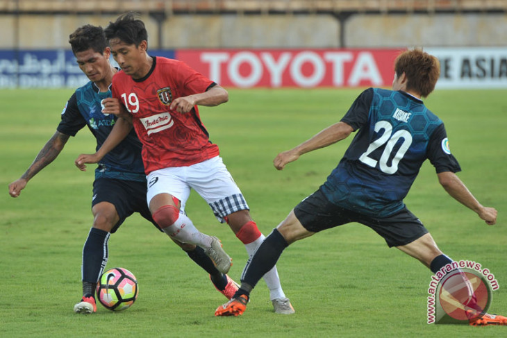 Bali United Dikalahkan Yangon United