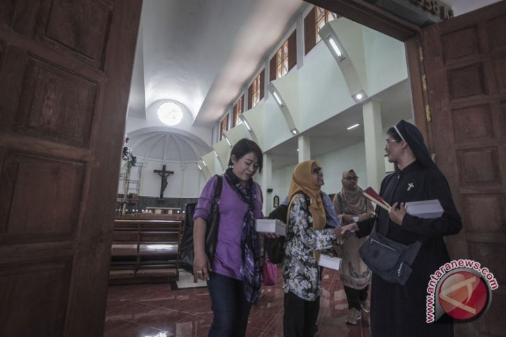 Kunjungan Srikandi Lintas Iman