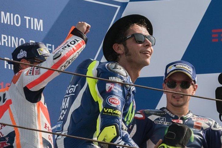 Ini urutan pebalap MotoGP Qatar, dimana Rossi?