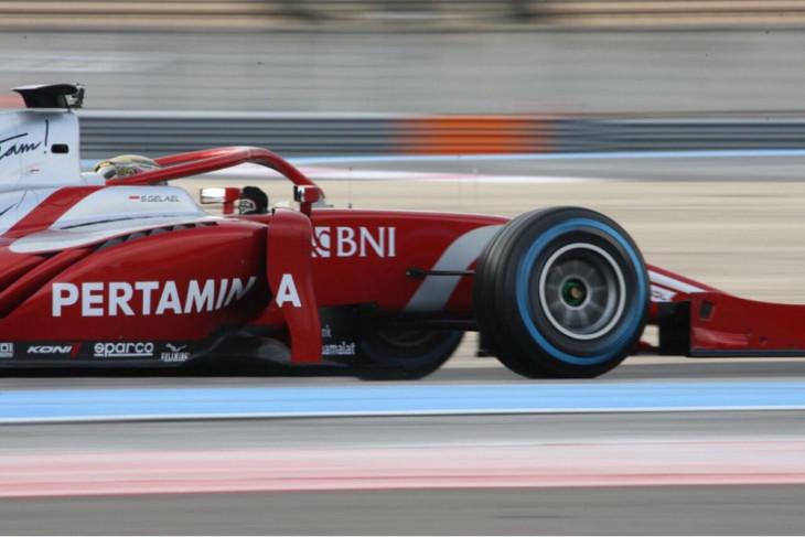 Pebalap Pertamina, Nyck de Vries start kedua di F2 Monako
