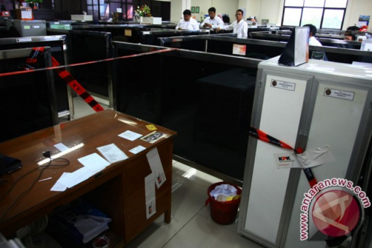 KPK jelaskan bagaimana hakim PN Tangerang terima suap