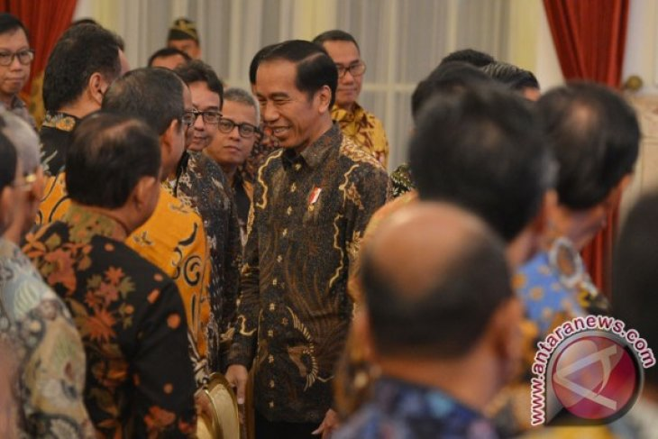 Indonesia ranked second among most attractive investors: Jokowi