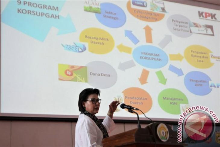 Titik rawan korupsi di pemerintah daerah menurut KPK