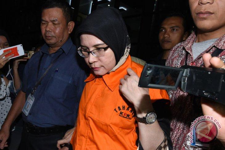 KPK tahan Hakim PN Tangerang