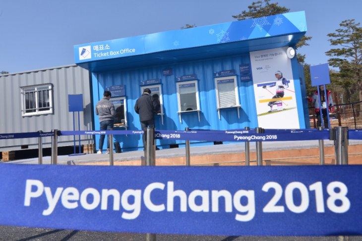 Korea habiskan 13 milyar dolar untuk Olimpiade