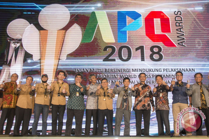 APQ Award 2018