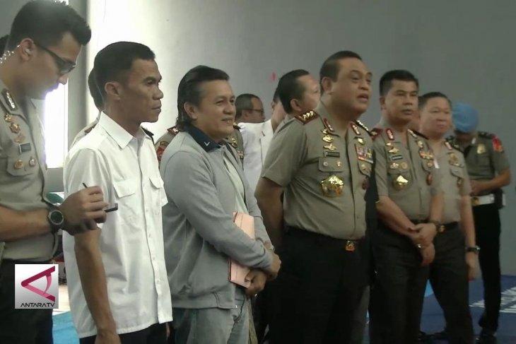 Wakapolri tinjau persiapan Atlet Asian Games di Sukabumi