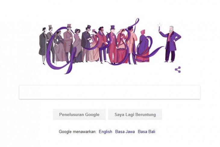 Penemu pewarna sintetis jadi Google Doodle hari ini