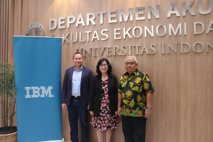 IBM Indonesia dan FEB UI buka kelas Big Data