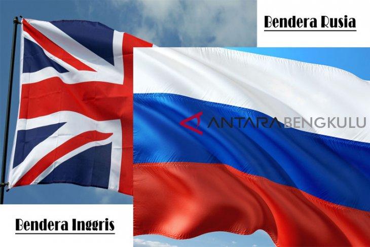 Rusia usir staf Kedubes Inggris di Moskow