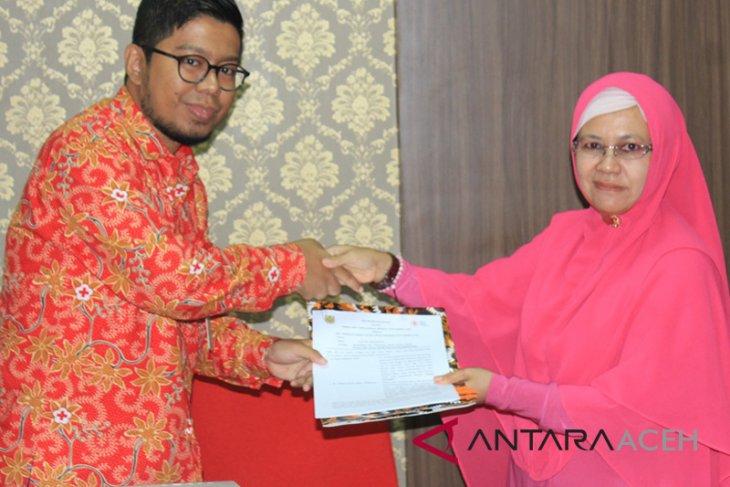 PMI jalin kerjasama dengan RSUD Meraxa