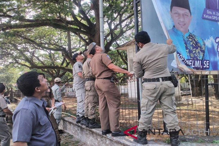 Panwaslu Aceh Utara minta parpol tertibkan APK