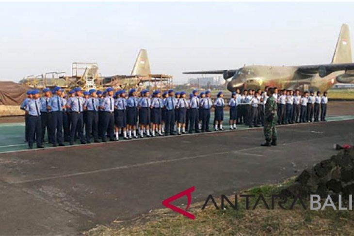 Pendaftar SMK Penerbangan Cakra Nusantara Bali