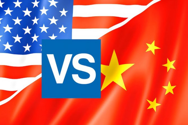 China tak mau perang dagang dengan AS