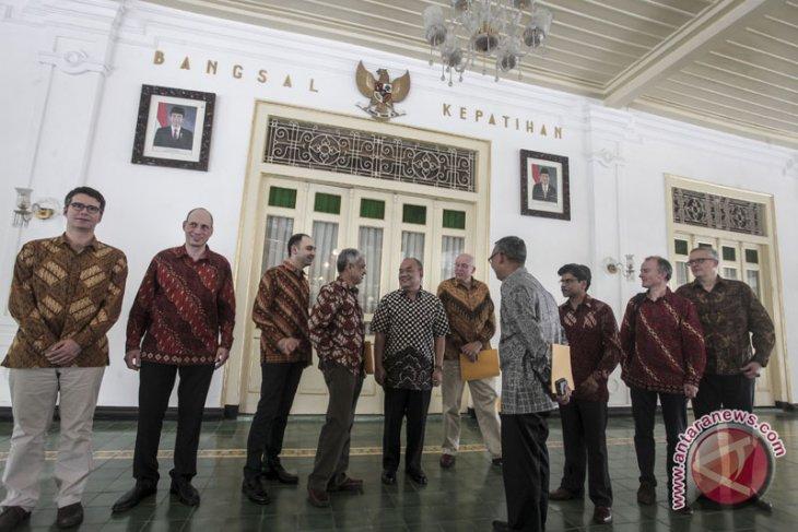Delegasi AIIB kunjungi Yogyakarta