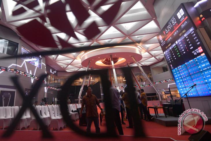 Investor bersikap positif, IHSG dibuka menguat 10,29 poin
