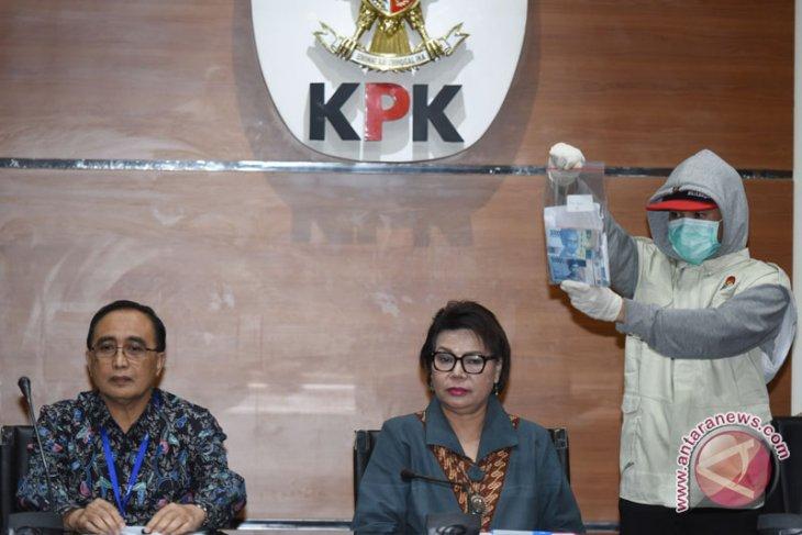 Keterangan pers OTT PN Tangerang