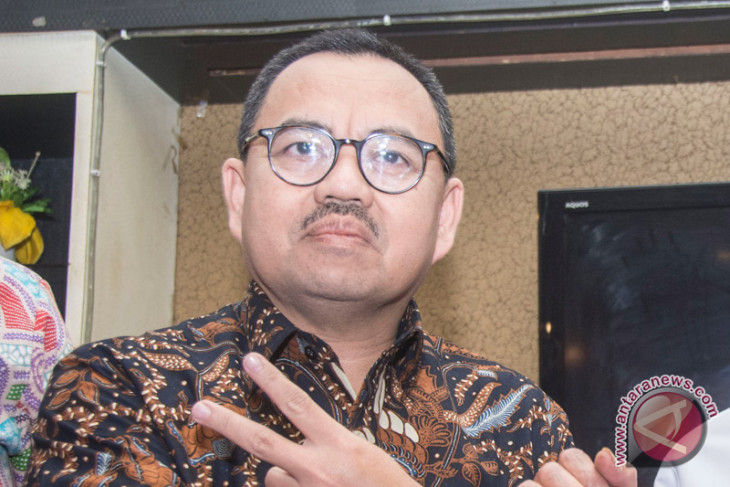 Sudirman Said tak maju jadi calon legislator di Pemilu 2019