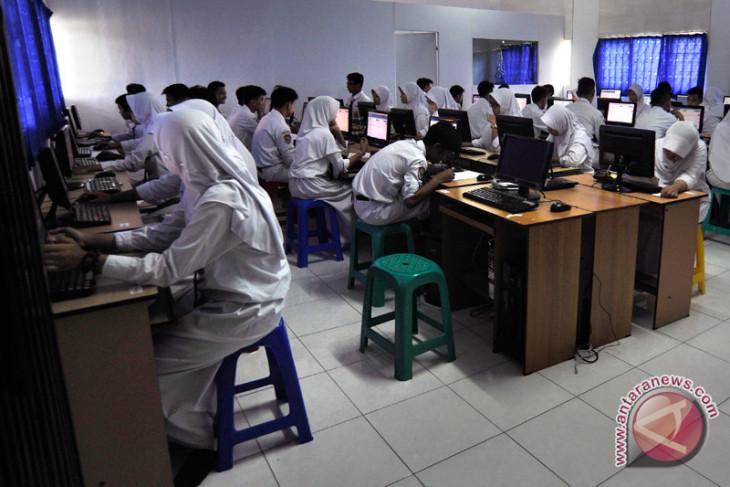 Disdik: 22.212 siswa SMP ikut UNBK di Bekasi pada 23-26 April